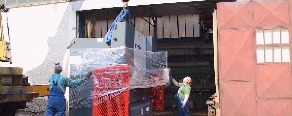 CNC ohraňovací lis 200 tun 3200 mm skládání