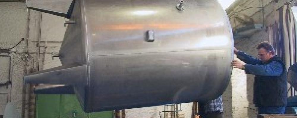 Akumulační nádrž - Pekárna Příbram