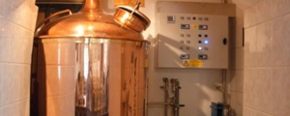 Varna pivovaru Kastelán, Oravský Podzámok
