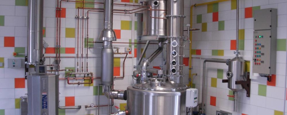 Pálenice Jílovice 300 litrů, ZP