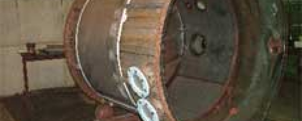 Nerezový vařák D=1800 mm - prodloužení o 1000 mm