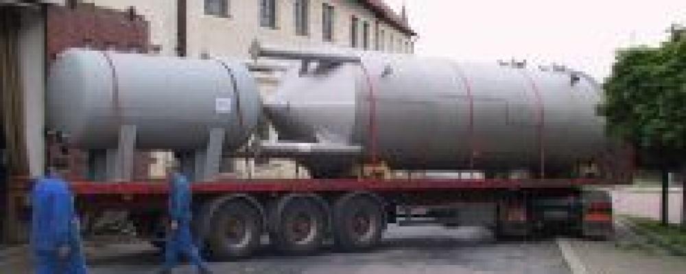 PLP a.s. Trmice - pračka, nádoba na kondenzát
