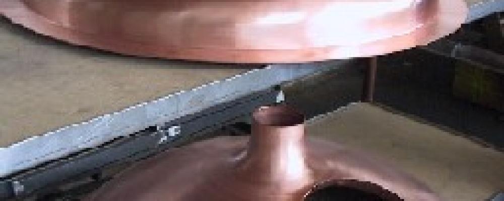 Pokrývky várenských nádob minipivovaru